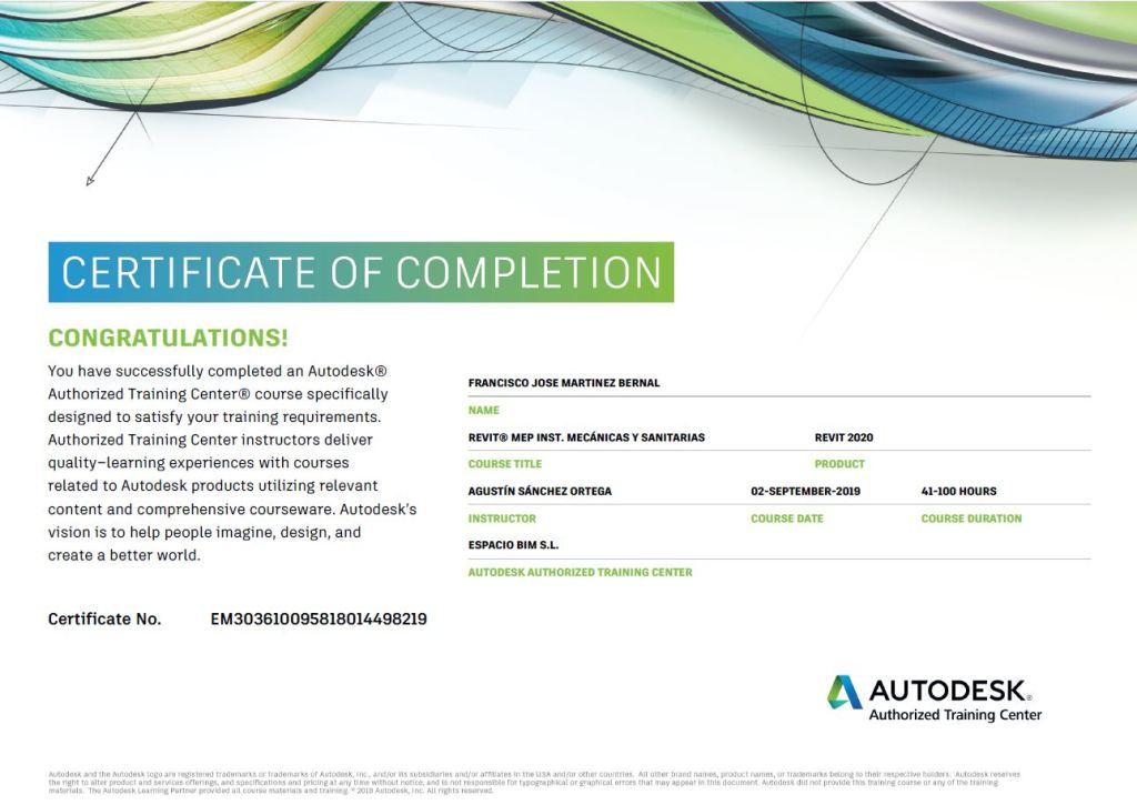 FRANK-ARK-Certificado-MEP-Mecánica_Sanitaria